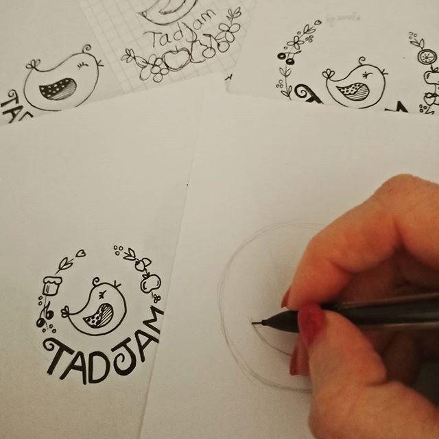 Création du logo Tadjam